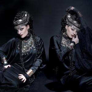 Inga and Anush Arshakyan
